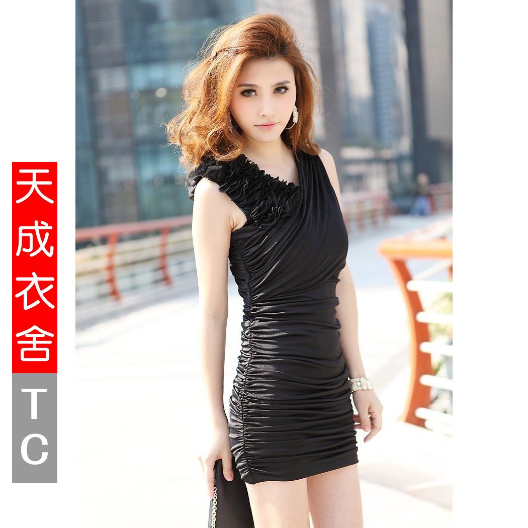 Женское платье # c054 2013 Весна 2013 Разные
