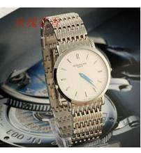 Swiss watch sapphire crystal - Swiss Movement White plate couples table