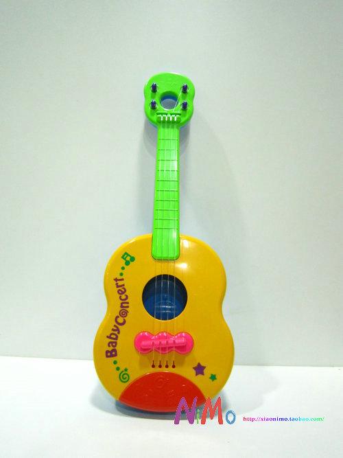 Детская гитара Tr782 Toyroyal Императорская игрушка игрушка гитара (магазин подлинной)