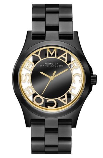 Часы MARC JACOBS Henry SkeletonBracelet