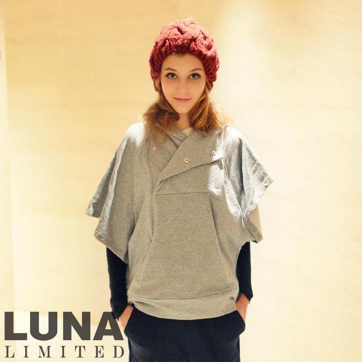 Толстовка женская Luna Limited tx00421 LUNA Манжеты Однотонный цвет Классический рукав