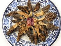西藏特产 野生特级羊肚菌 菌中之王 菌菇 特价 一斤包邮 干货