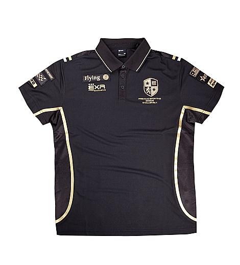 Спортивная футболка EXR ej2tr746mc 2011 Воротник-стойка