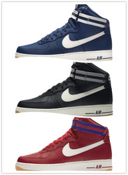 菲戈体育 NIKE AIR FORCE 1 HIGH 三兄弟 315121-034-410-605