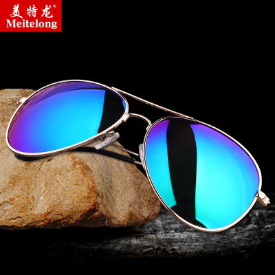 Unisex sunglasses polarizer night myopia sunglasses yurt driver mirror sunglasses 3025