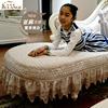欧式沙发垫夏季布艺沙发套防滑沙发罩贵妃定制四季款皮沙发坐垫