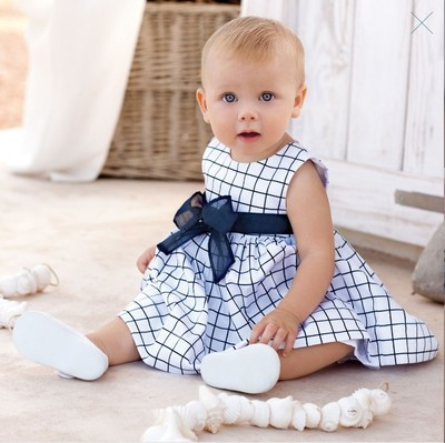 Baby Kid Toddler Girls party Dress Costume Outfit Clothes