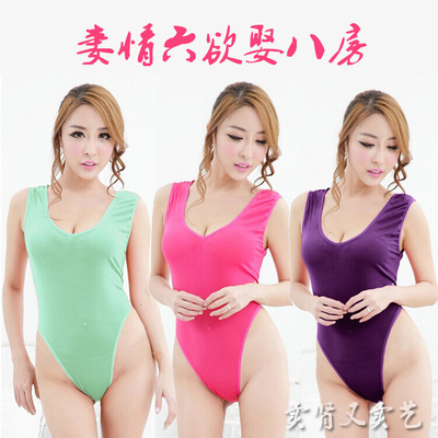 Lovely Tight Sexy Swimsuit Sell Like Hot Cakes Japan And Perspective 8 Color Optional Conjoined Bikini