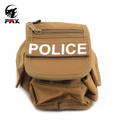 POLICE small square package Field Bag small pockets pockets casual pockets tactical field equipment package