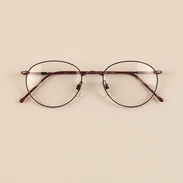 Japan\'s ultra-light metal alloy thin edge full frame glasses frames ...