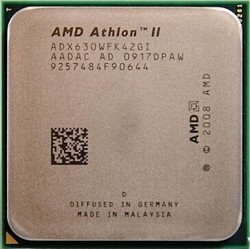 AMD Athlon II X4 630 AMD X635 AMD Athlon II X4 640四核