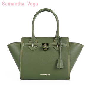 Samantha Vega通勤包 Stitch Bachelo PU Bag 大号 1520195353