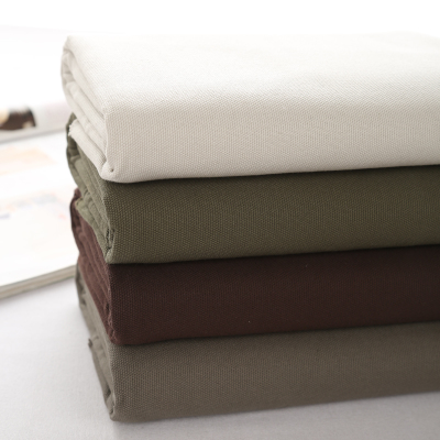 Pure cotton canvas bag 16 A DIY handmade tablecloths material thicker fabric sofa 148cm wide