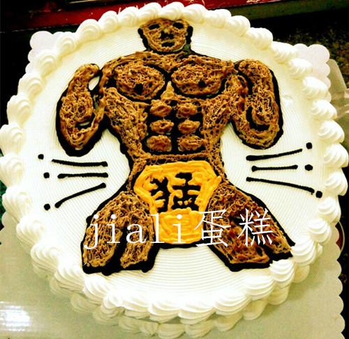 情趣猛男蛋糕蛋糕上海市浦东新区杨浦区虹口区闸北区配送一下10情趣内衣元图片