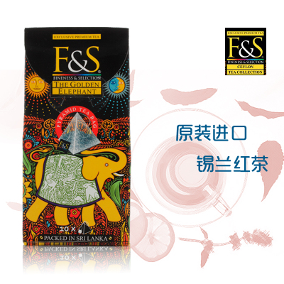 FAVOR Ceylon phil imported advanced original Ceylon tea Triangle three-dimensional tea bag