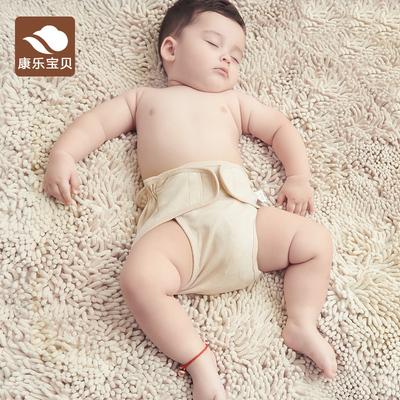 尿布裤纯棉防水透气春秋款新生儿布尿裤婴儿宝宝隔尿裤可洗儿童夏