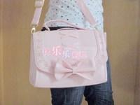 包邮巧迪尚惠甜美公主手拎包 化妆刷包 背包 手提包
