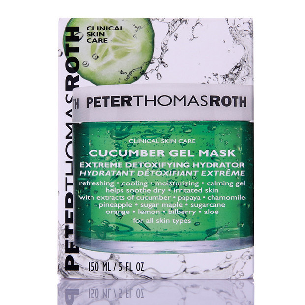 {新版Peter Thomas Roth}彼得罗夫PTR 小黄瓜面膜150ml 青瓜面膜