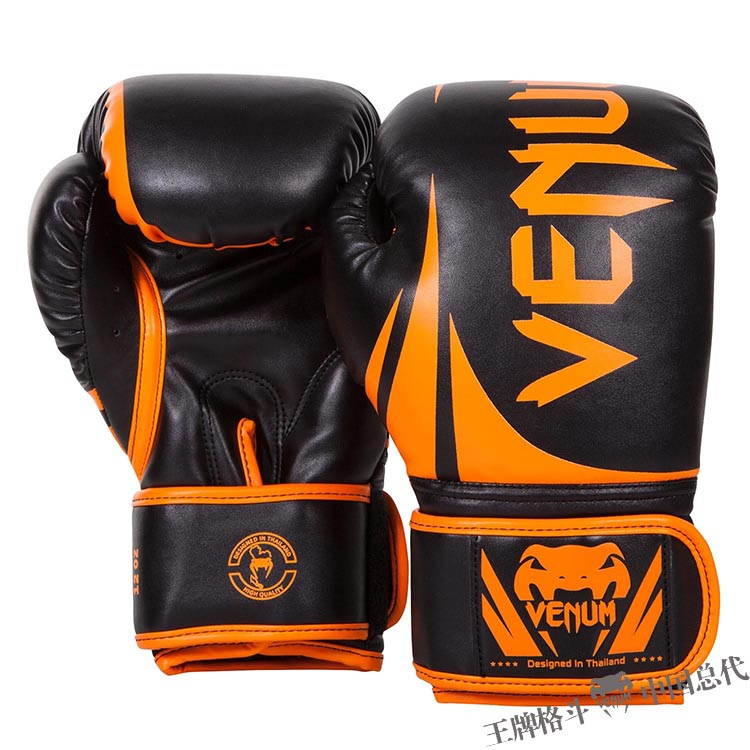 正品毒液Venum Challenger 2.0 Boxing Gloves泰拳 拳击手套 MMA