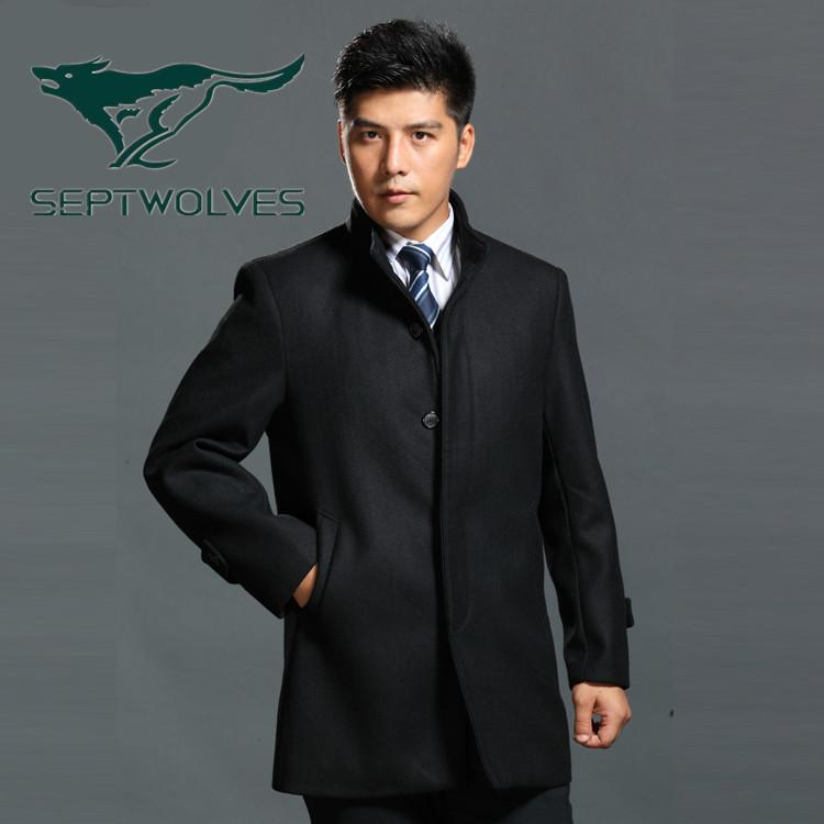 Пальто мужское The septwolves 2009