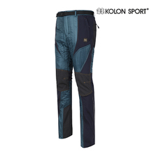 South Korea KOLON SPORT cologne warm waterproof male money charge ski pants down cotton trousers outdoor sports pants