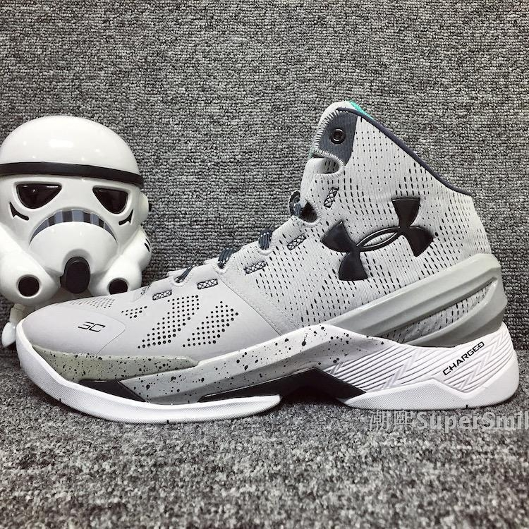 Under Armour Curry2 库里2 全明星 生日1259007-102-103篮球鞋