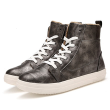 New men casual boots fashion trend in warm winter boots nan