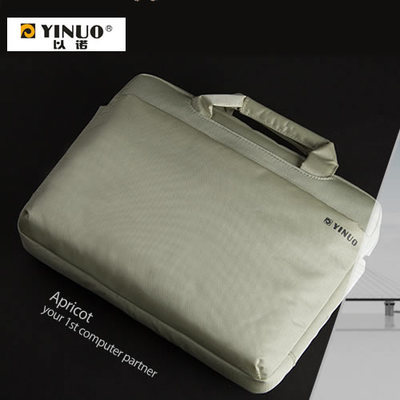 Enoch Apple laptop bag 11 inch 13-inch 14-inch 15-inch 17-inch 18-inch laptop notebook bag men and women free shipping