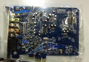 创新 PCI-E X-Fi Xtreme Audio 声卡 7.1 SB1040