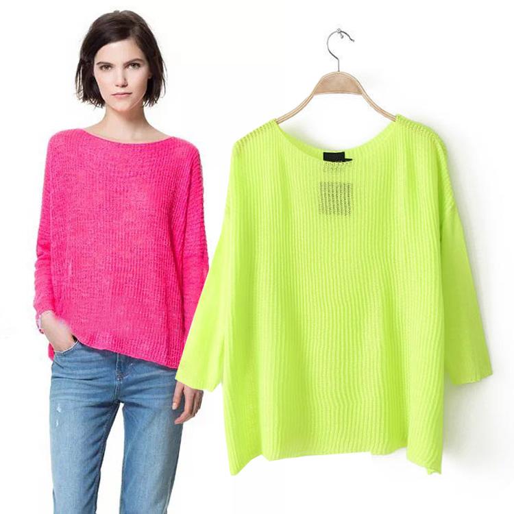 Пуловер Свободного Кроя Доставка