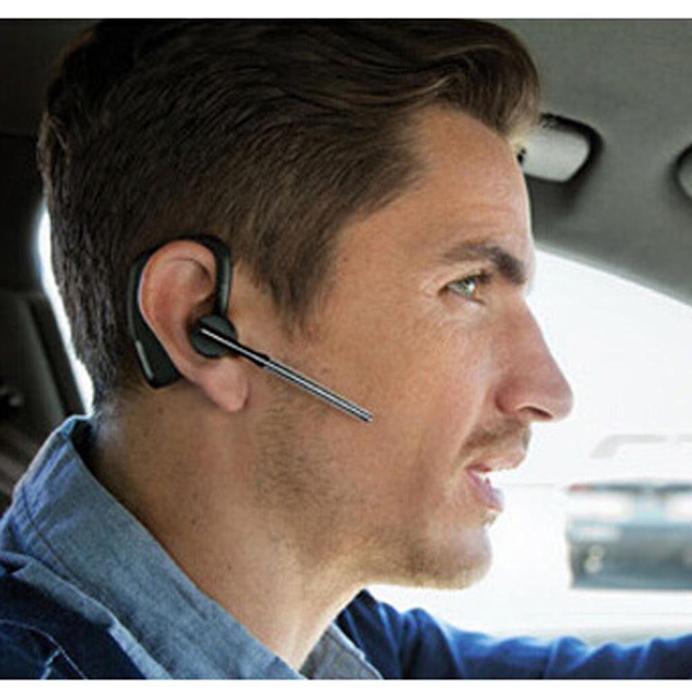 安基 AJ2293蓝牙 无线耳机挂耳式车载通用型苹果蓝牙耳机店长推荐