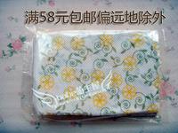 金秋小黄花彩色纸巾/印花面巾抽纸随身包40抽