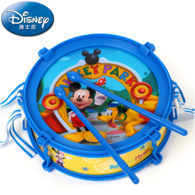 Disney musical enlightenment baby early education of children playing, tambourine percussion musical instrument toys