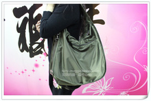 Hong Kong yi bao EPOL counters quality goods Imported soft nylon fabric Han edition one shoulder inclined shoulder bag 5100