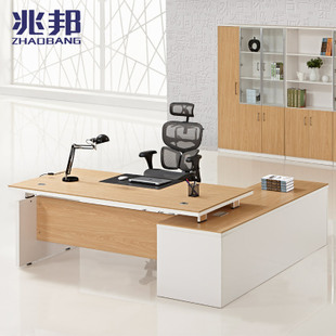 Siu Pong boss boss simple modern desks Executive Office furniture Executive desk