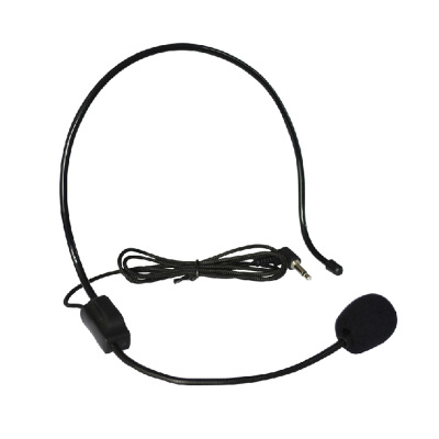 Wearing a headset microphone headset Universal bold computer microphone microphone microphone