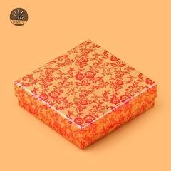 玫瑰金天地盖手镯盒纸盒首饰盒饰品收纳盒盒