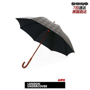 识货正品 打折 LONDON UNDERCOVER Black White Prince of 经典伞