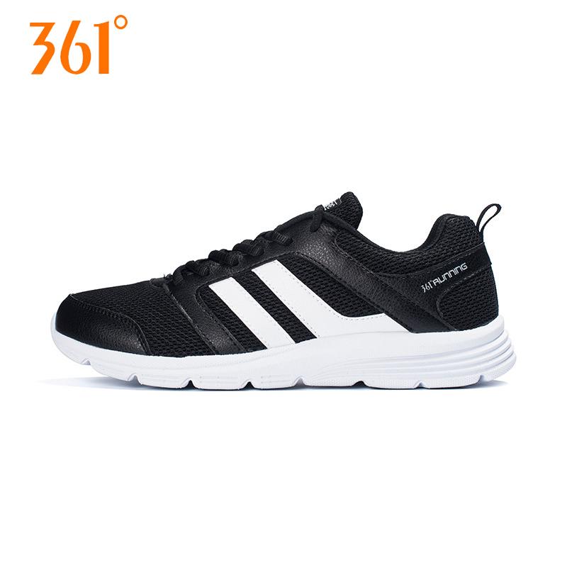 361度男鞋跑步鞋2016新款网面透气跑鞋男轻便复古运动休闲鞋