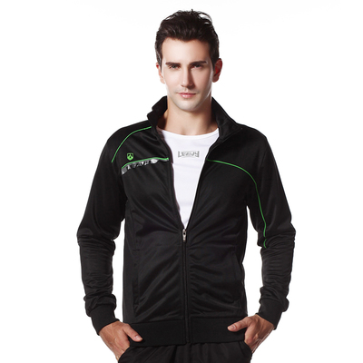 The new force jogging suits for men men's sports jacket Spring wicking breathable running jacket blazer
