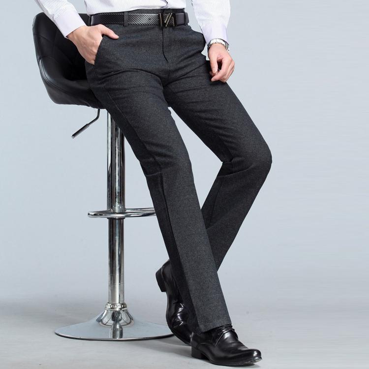比音勒芬官方旗舰店_曼洒特报喜鸟男装正品威可多比音勒芬欧度雷迪波尔直筒长裤休闲裤