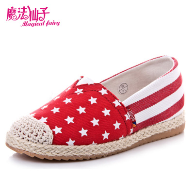 Spring 2014 new tide of magic fairy princess shoes girls shoes children shoes canvas shoes shoes