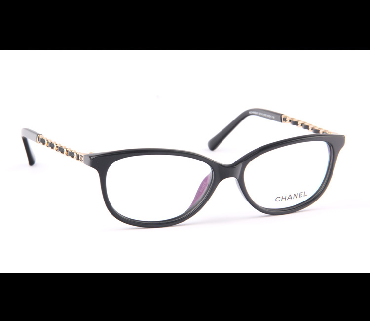 Hong Kong purchasing authentic Chanel glasses frame myopia frames Ms ...
