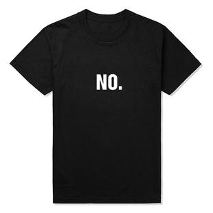 2014夏装IT狂人T恤ROY NO.男女情侣 短袖T恤 恶搞