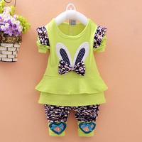 童装男童女童宝宝长袖套装0-1-2-3-4-5-6岁小童男孩春秋装两件套