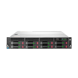 惠普/HPE ProLiant DL80 Gen9 E5-2609V3 778641-AA1 存储服务器