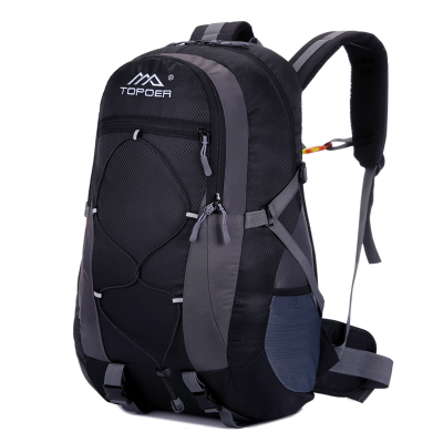topoer outdoor mountaineering backpack backpack bag unisex bag ultralight hiking camping riding