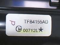 包邮  全新原装东芝电视机高压包 TFB4155AS TFB4155AD 带线