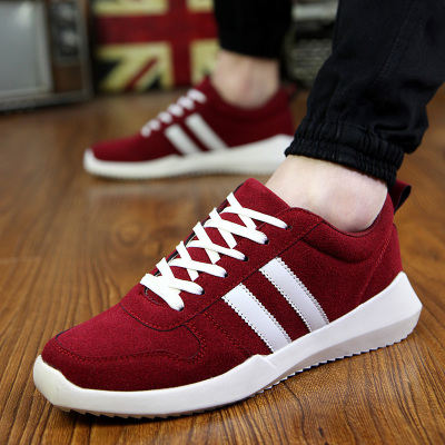 Ka Suoka winter men shoes men's casual shoes tide shoes Korean youth Gump tide shoes breathable sneakers