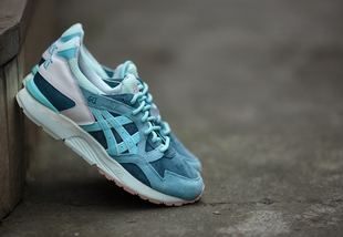 "Ronnie Fieg Gel Lyte V ""Rose Gold"" and ""Sage 运动鞋"